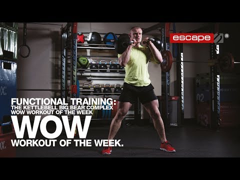 Purposeful Practising: The Kettlebell Large Endure Advanced Workout of the Week