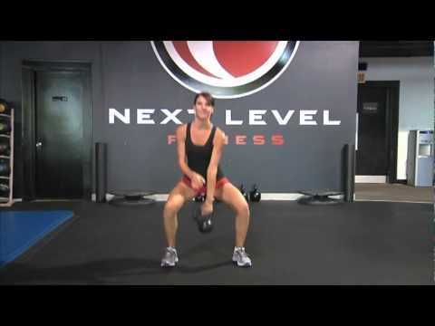 Kettlebell Swing with Alternating Hand Switch