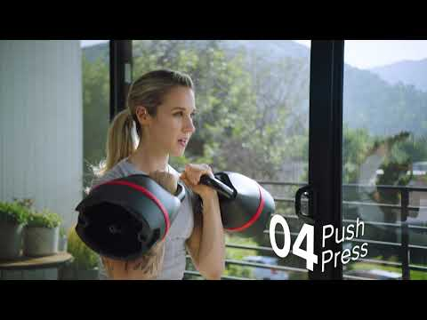 Bowflex 840 Kettlebell | Workout  Stage 2