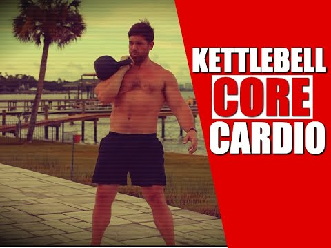 Kettlebell Performance Cardio Insist [Burn Fat & Build a POWERFUL Core!] | Chandler Marchman