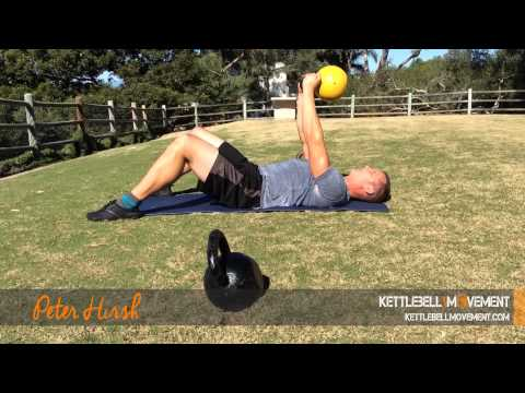 Kettlebell Abs Workout