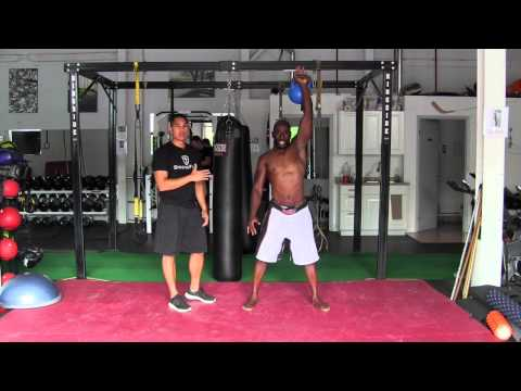 Kettlebell Exercise For MMA