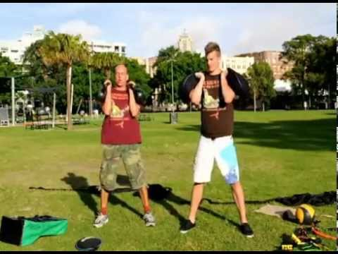 Kettlebell squats on your fitness & weight reduction practising