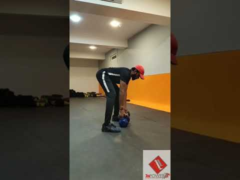 Kettlebell vitality exercises for weight loss and energy produce