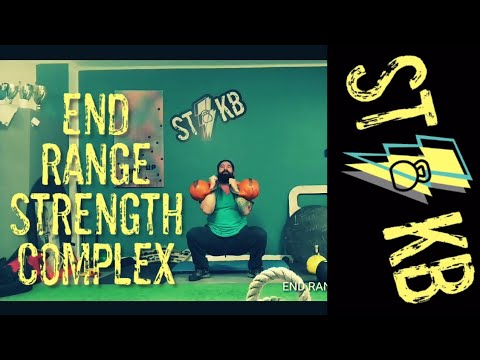 END RANGE Strength Complex with Kettlebells