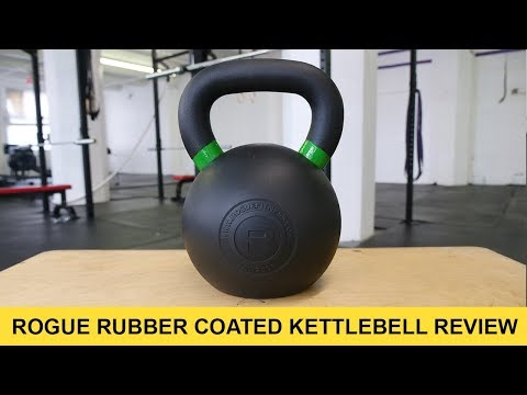 Rogue Properly being Rubber Covered Kettlebell Overview