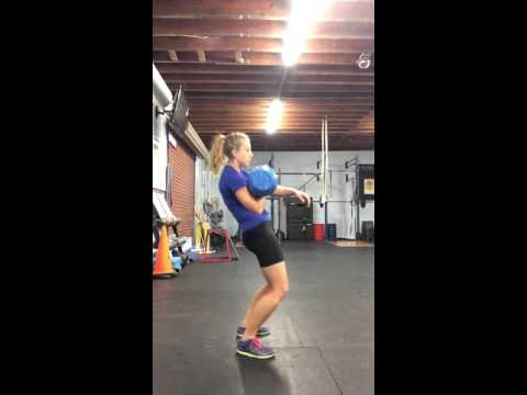 Kettlebell Jerk Tutorial