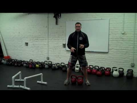 Kettlebell Conditioning Exercise for BJJ-Brazilian Jiu-Jitsu