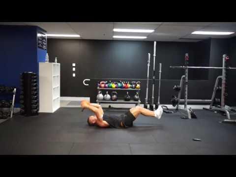 Kettlebell Abs Workout
