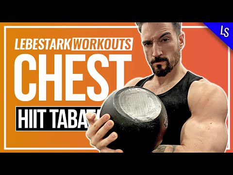 Trainiere deine Brust mit diesem KETTLEBELL WORKOUT – (NUR 5 MINUTEN!)
