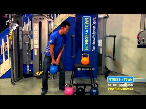 Fitness Metropolis Video Fit-Tip: The Benefits of Kettlebell Practicing