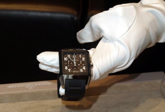 Jaeger-LeCoultre Reverso Squadra Polo Fields World Chronograph