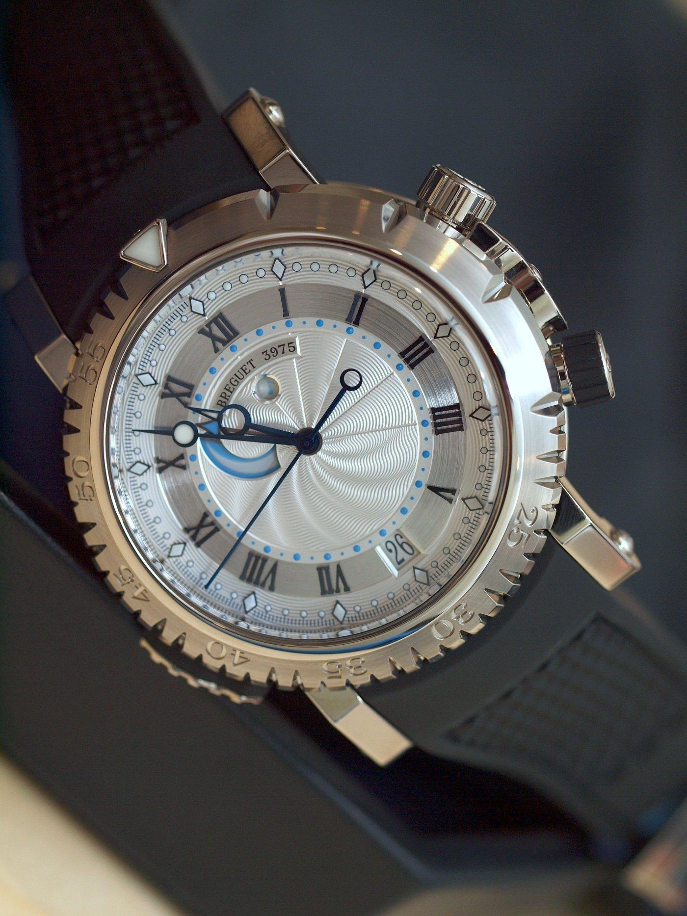 Breguet Marine Royale white gold