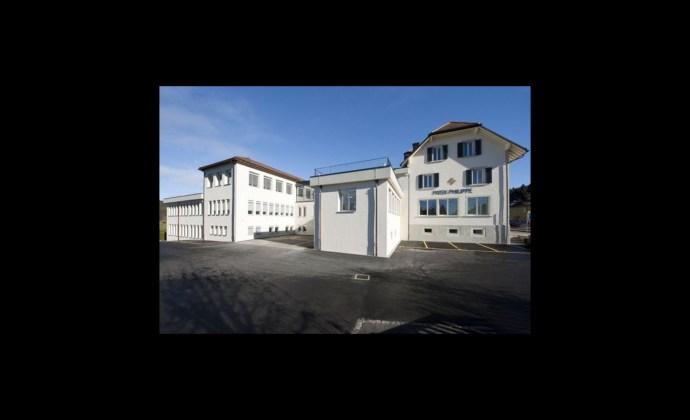Patek Philippe opens new production center in Vallée de Joux