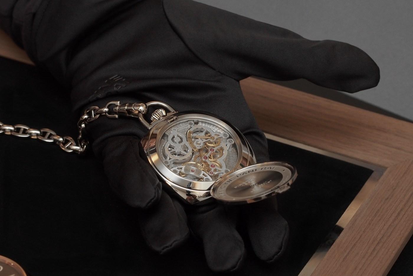 Panerai Pocket Watch 3 Days
