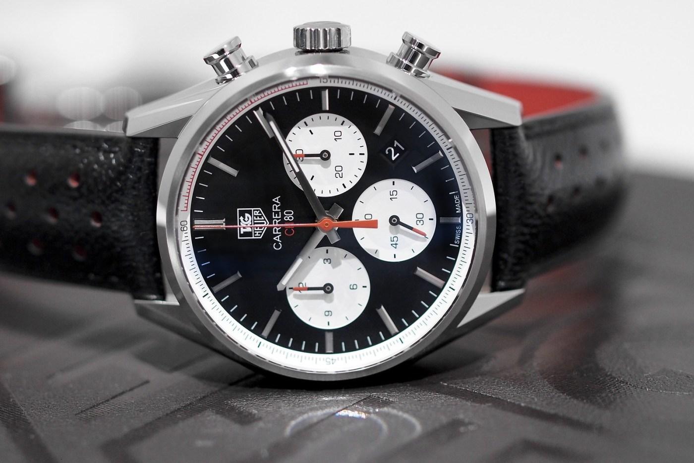 TAG Heuer Carrera CH80 Chronograph
