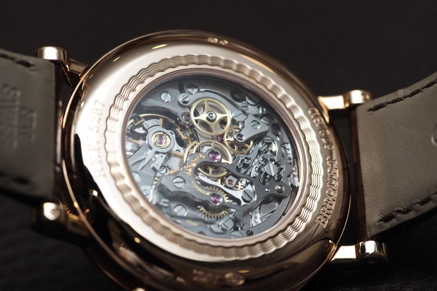 Breguet Classique Chronograph 5287