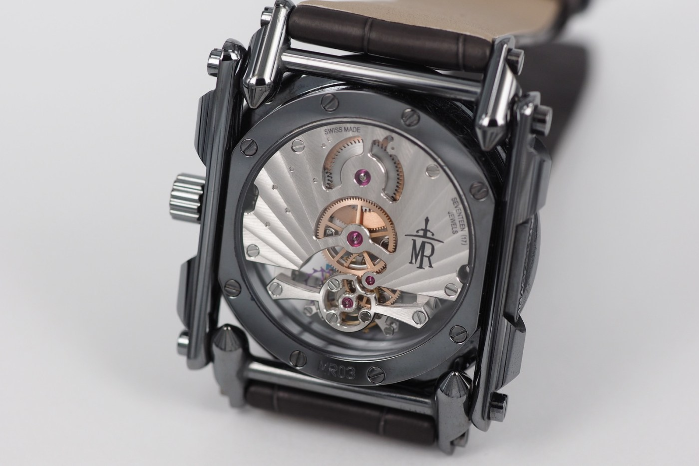 Manufacture Royale Androgyne Hands-On