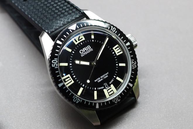 Oris Sixty-Five Diver