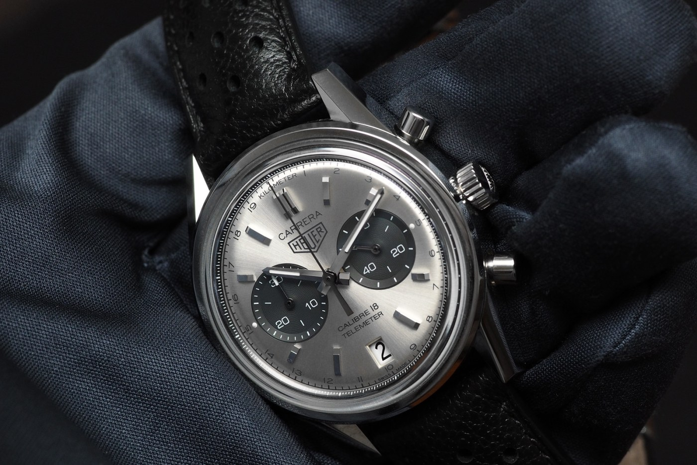TAG Heuer Carrera Calibre 18 Automatic Chronograph Hands-On