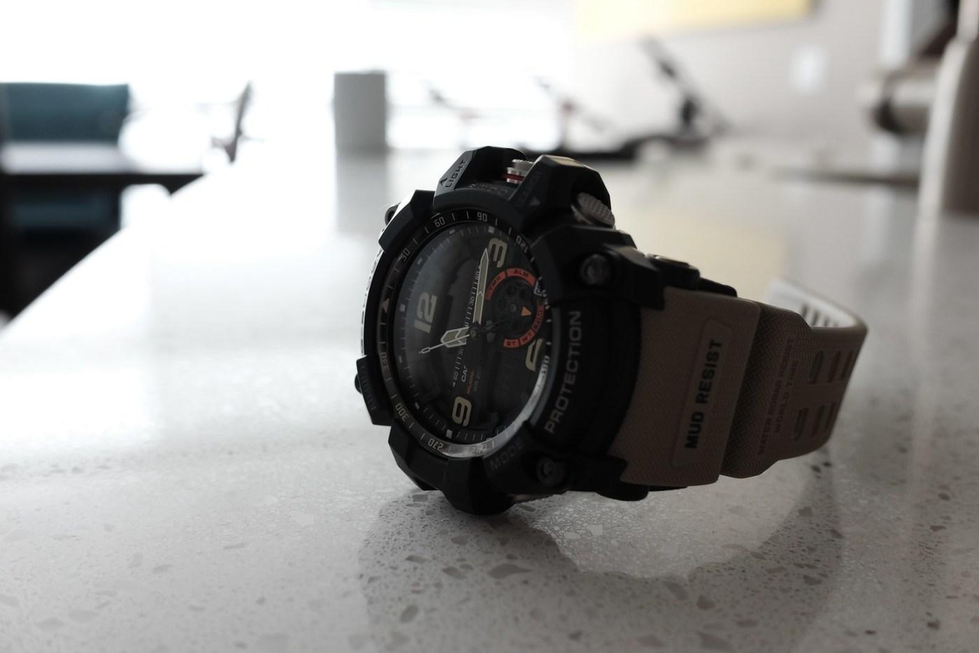 Casio G-Shock Mudmaster GG1000 Khaki