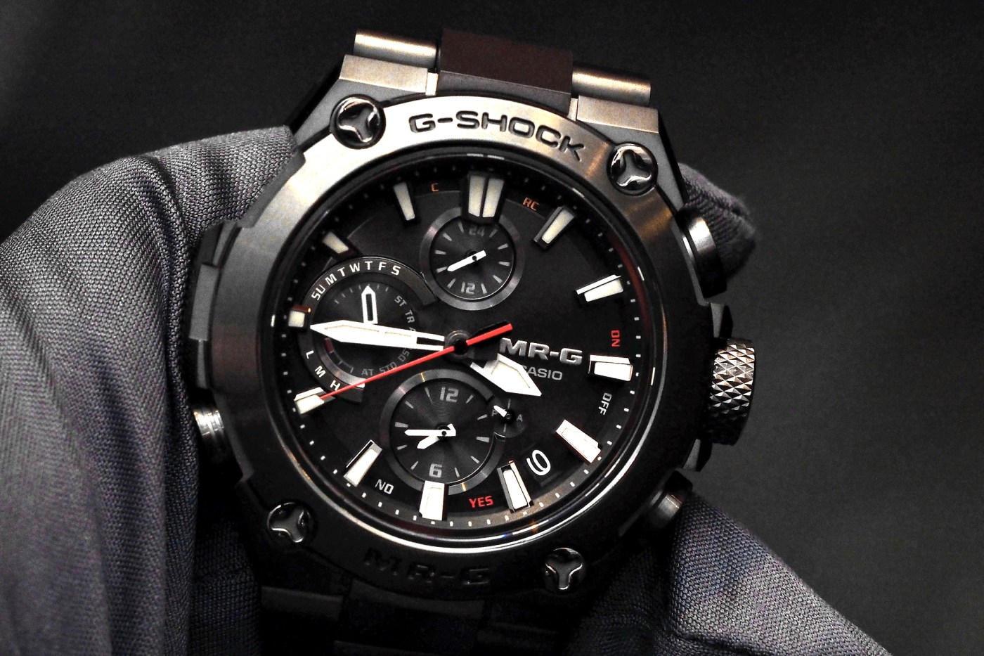 MRG at Casio G-Shock 35th Anniversary Celebration