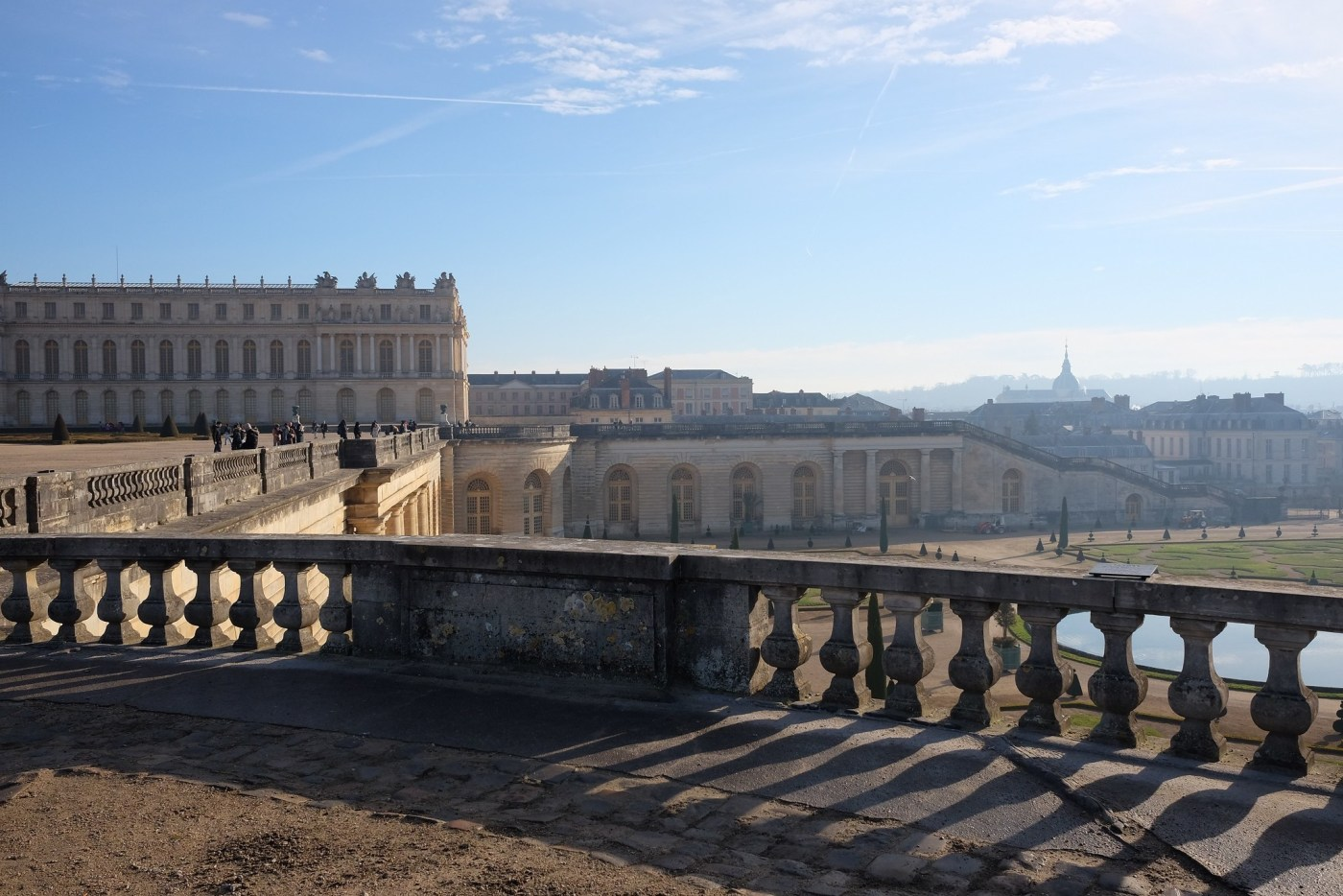 Grounds of the Palace Versailles