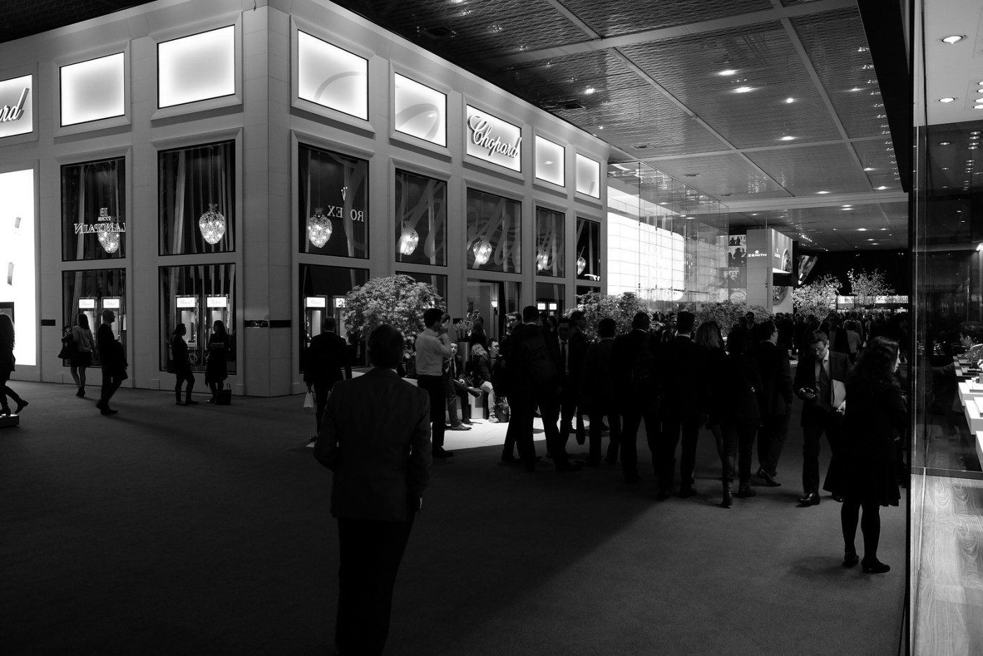 Scenes from Baselworld 2016