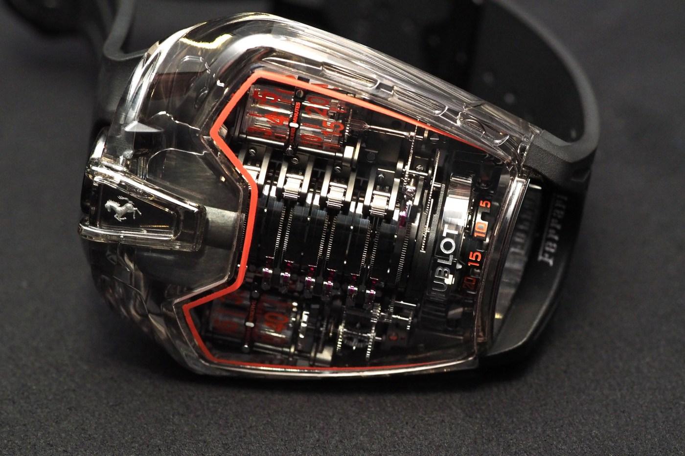 Hublot MP-05 LaFerrar Aperta