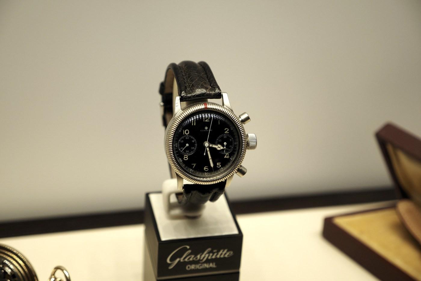 Glashutte Original Caliber 37 Chronograph Launch Party