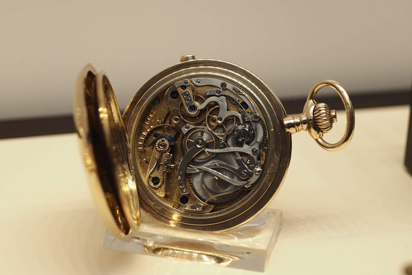 Glashutte Original vintage pocketwatch
