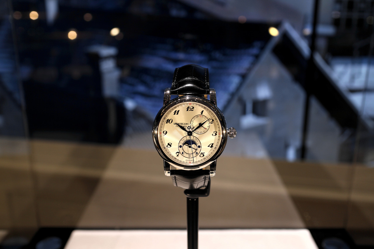 Montblanc Twinstar Moonphase SIHH 2014