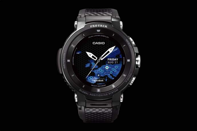 Casio Pro Trek Smart WSD-F30