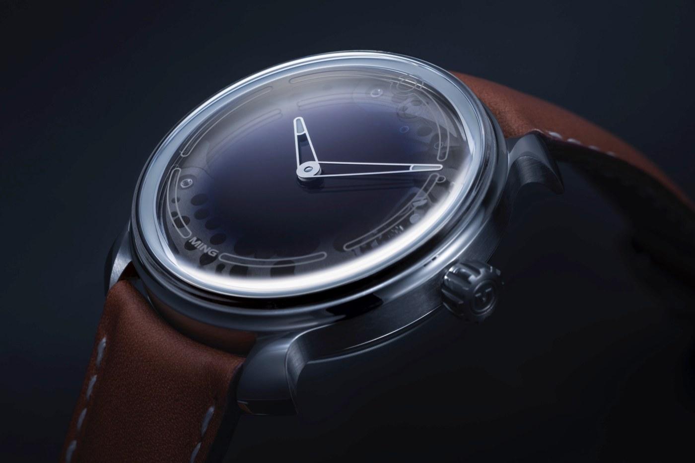 Ming 19.01 wristwatch