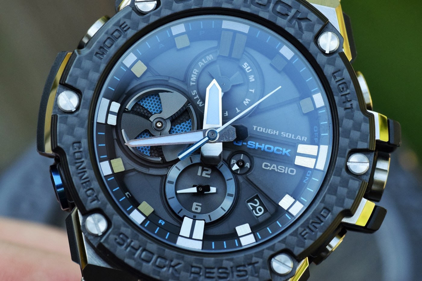G-Shock G-Steel GST-B100XA-1A