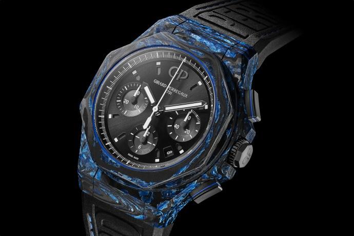 Girard-Perregaux Carbon Glass Concept Watch