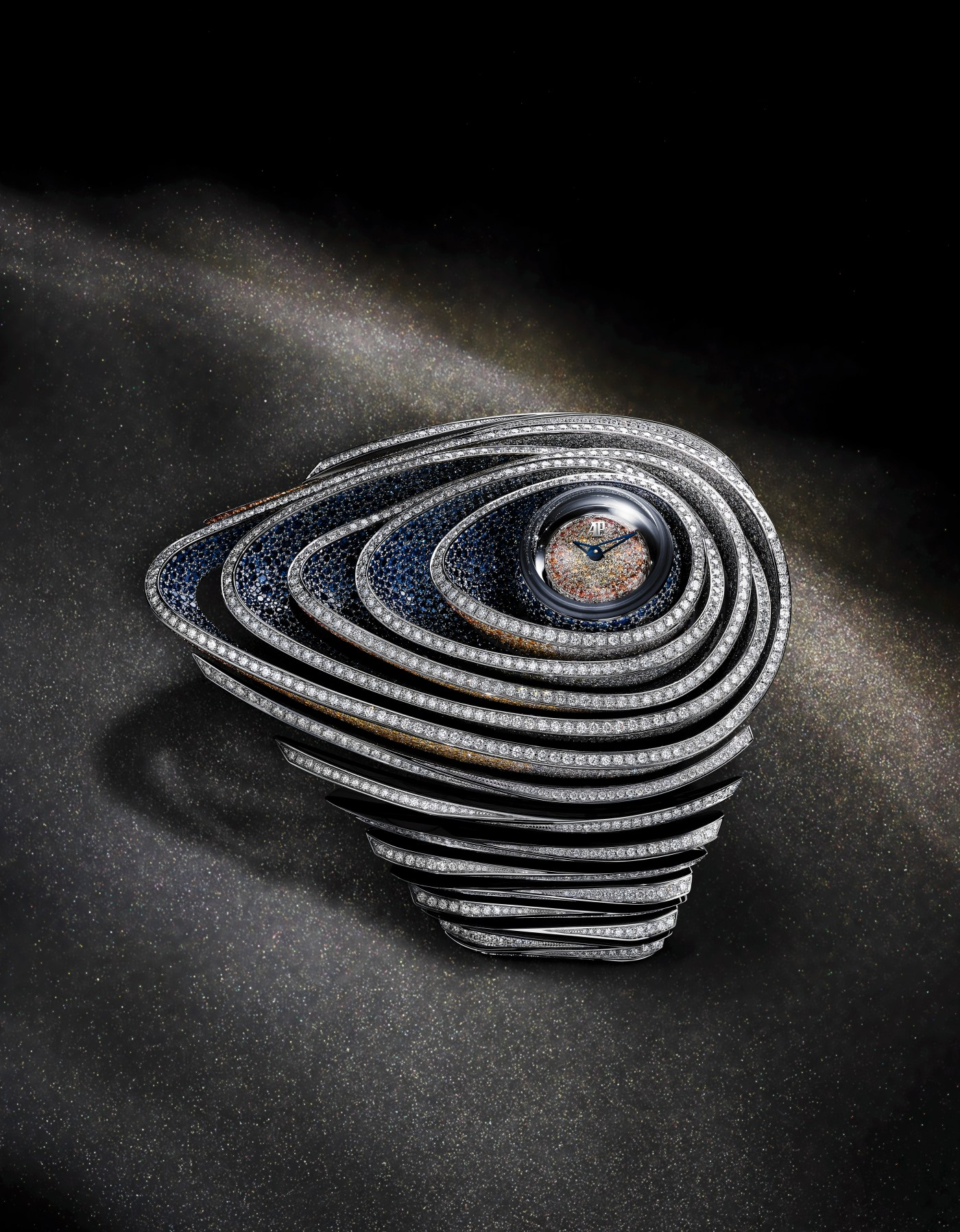 Audemars Piguet Sapphire Orbe front