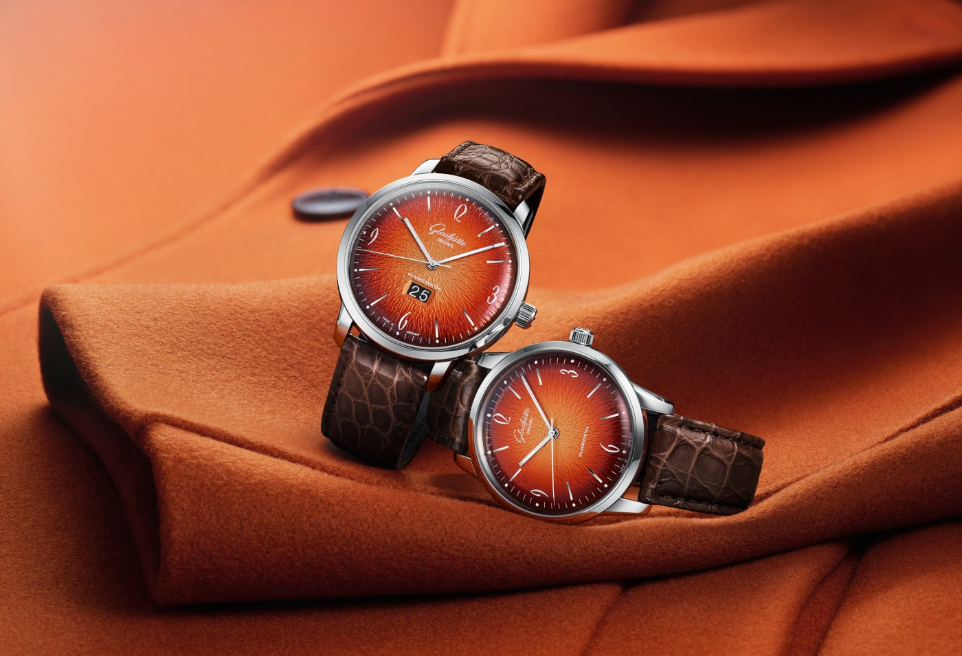 Sixties and Sixties Panorama Date Fiery Orange 2019