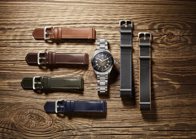 TAG Heuer Autavia 2019 strap and bracelet options