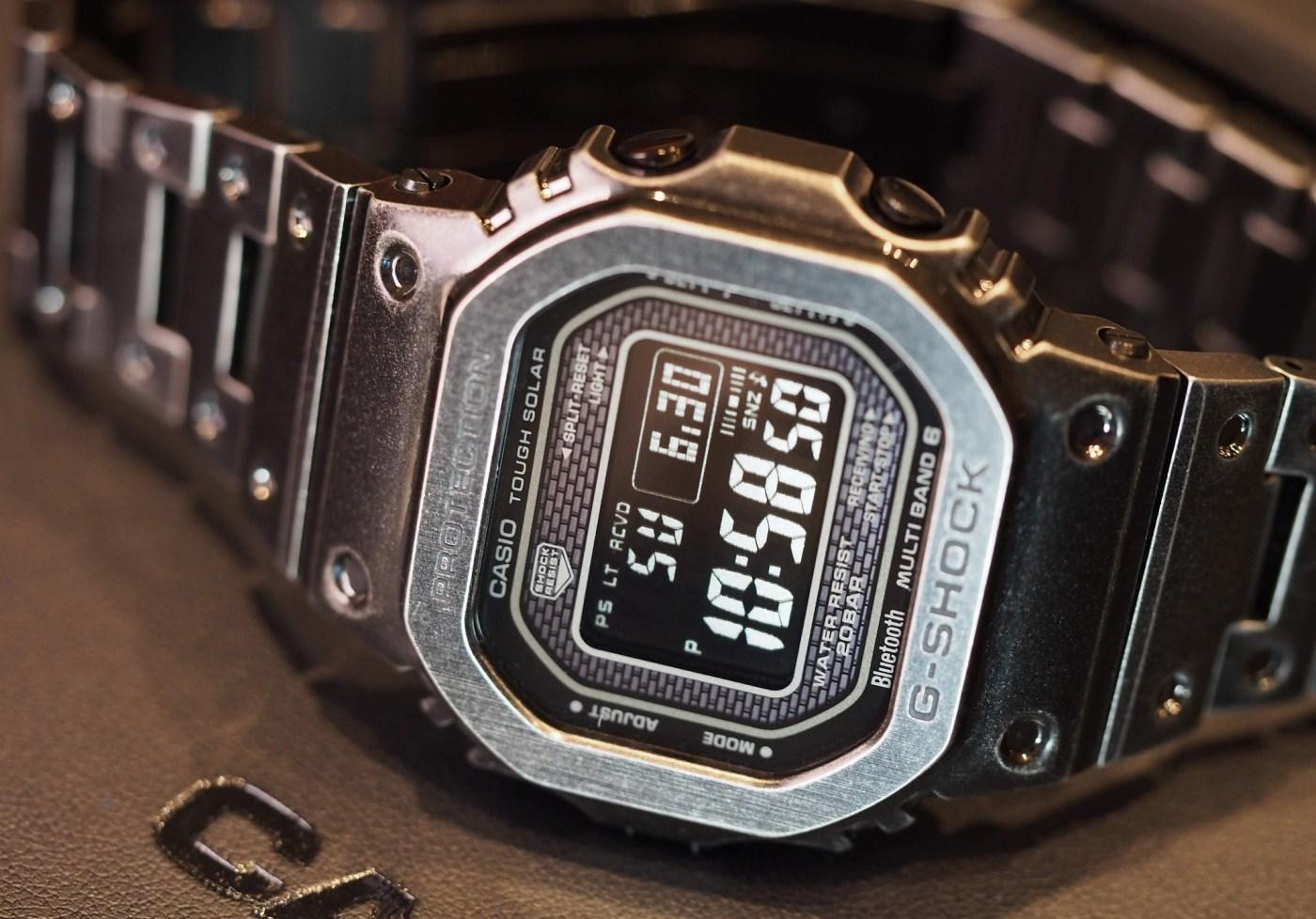 G-Shock Full Metal 5000 Black Aged IP