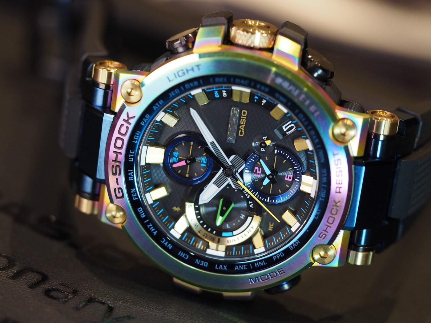 G-Shock MT-G MTGB1000RB-2A