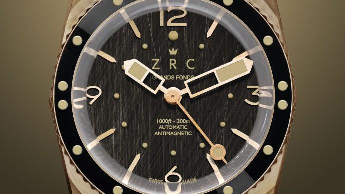 ZRC Grands Fonds Vintage 1964 Spirit Bronze