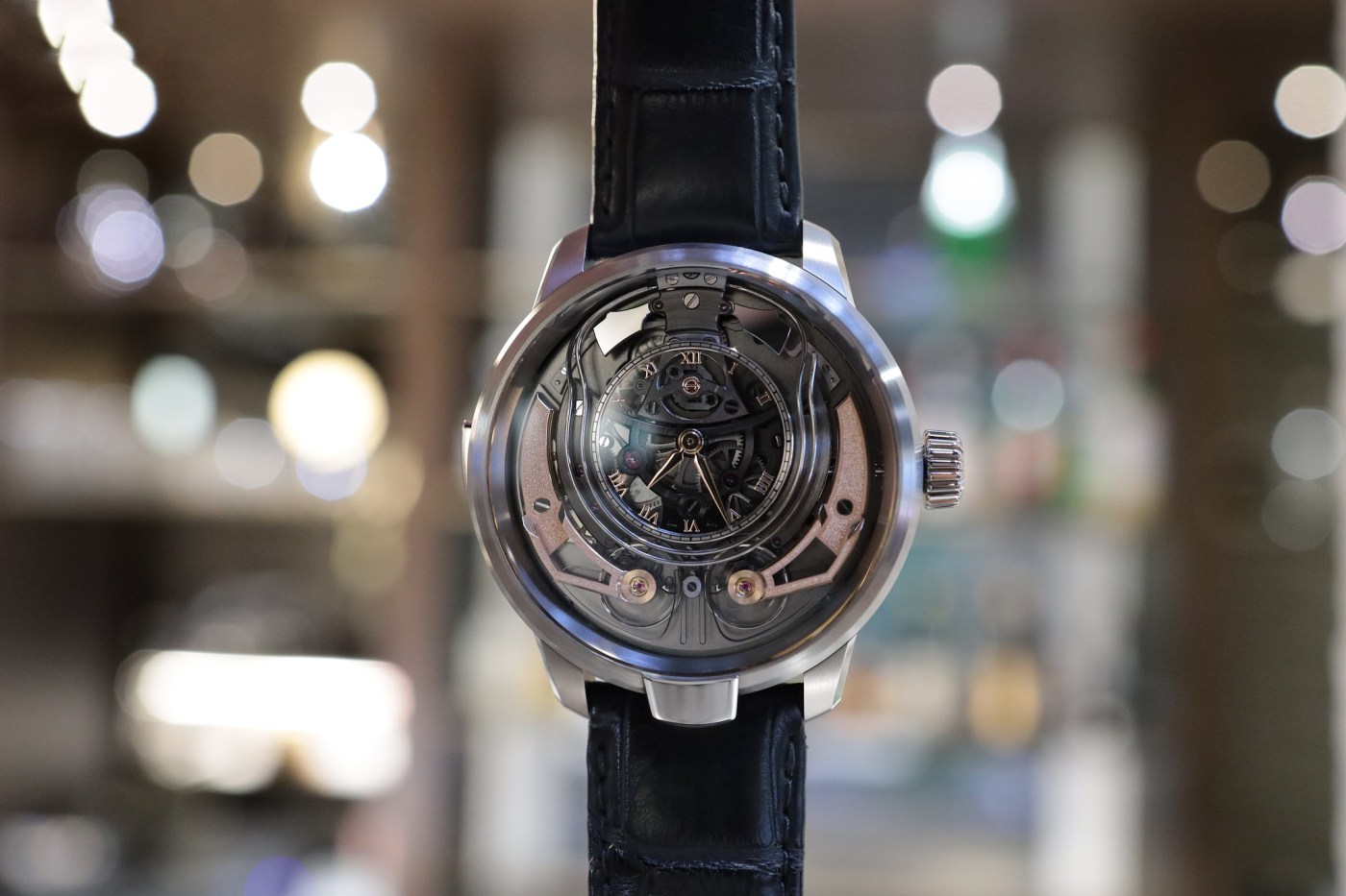 Armin Strom Minute Repeater Resonance hands-on