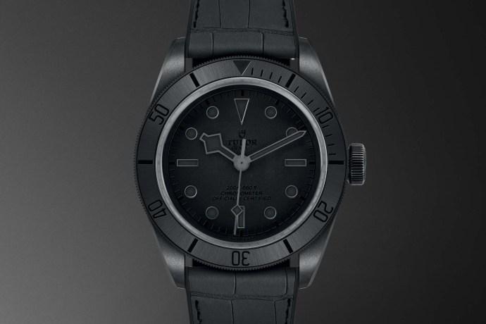 Only Watch 2019 Tudor Black Bay Ceramic One Black