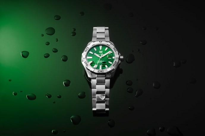 TAG Heuer Aquaracer Green