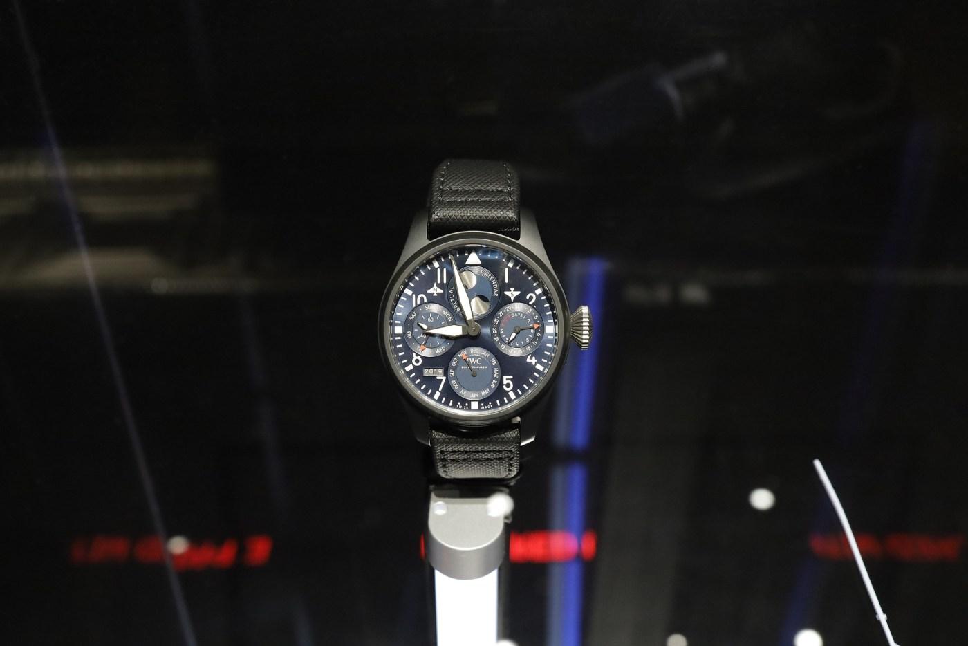 "IWC Big Pilot's Watch Perpetual Calendar Edition ""Rodeo Drive"""