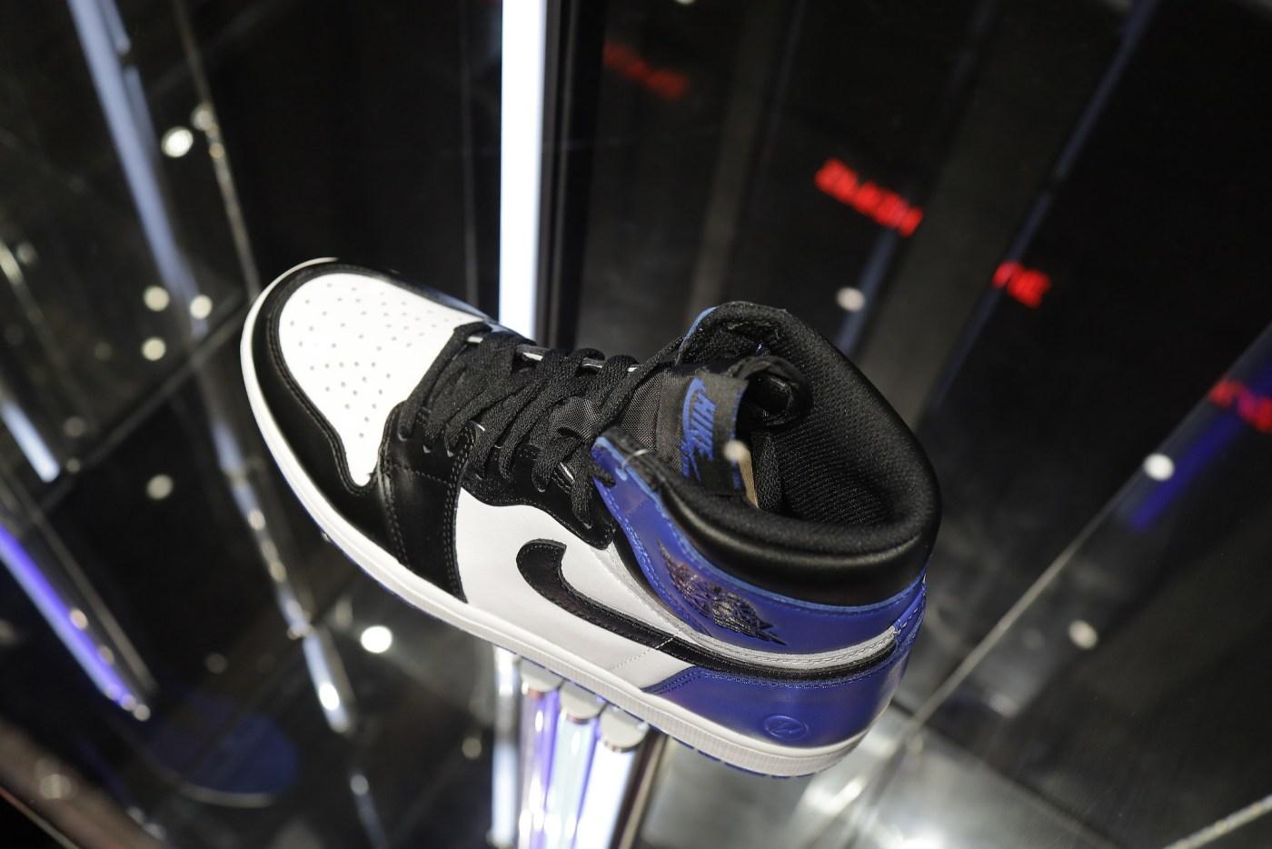 Fragment Design x Air Jordan 1