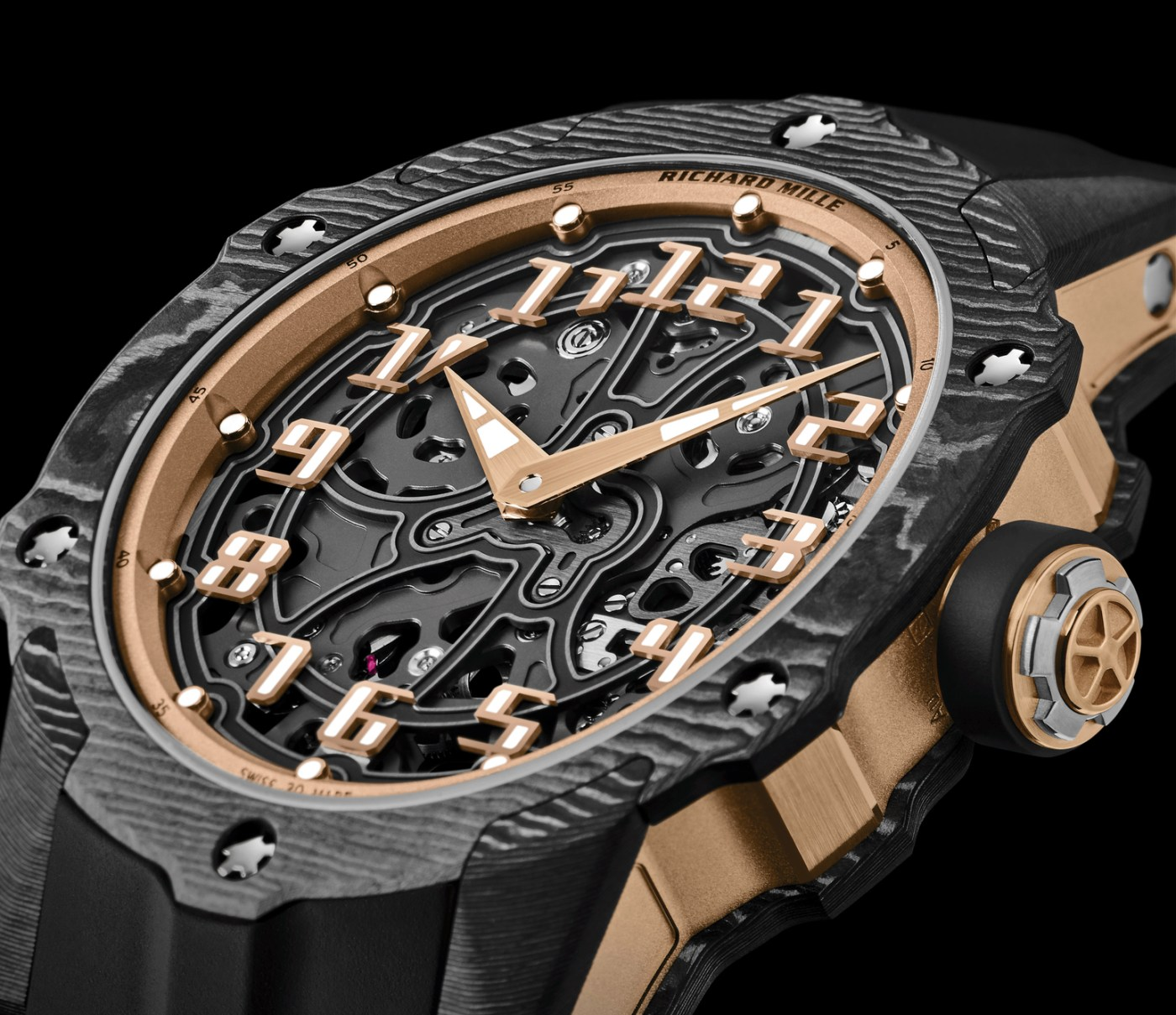 Richard Mille RM 33-02 Automatic close-up
