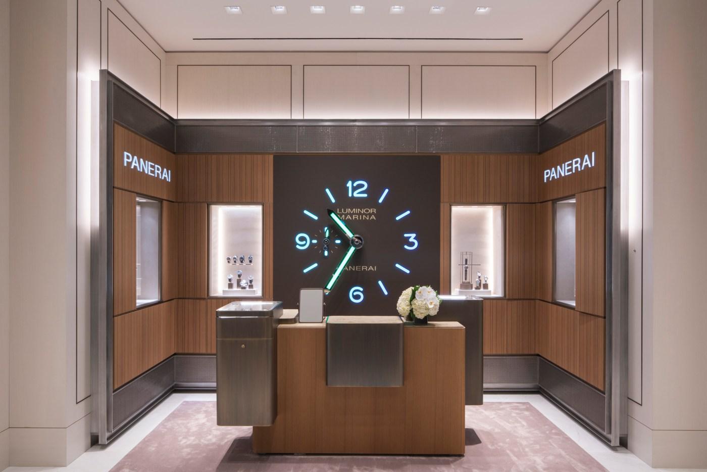 Panerai at Watches of Switzerland Wynn