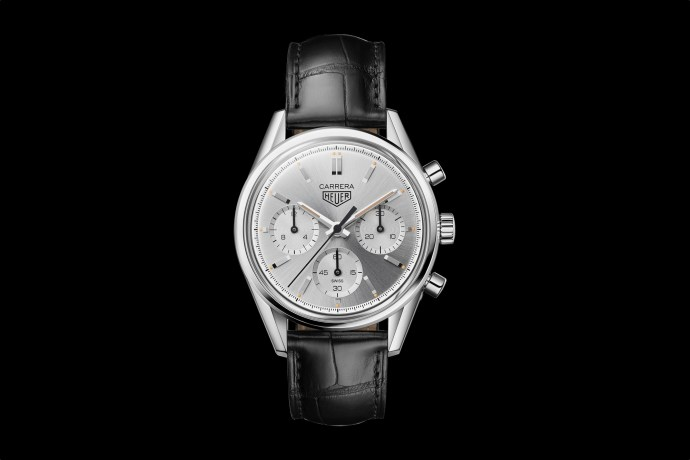 TAG Heuer Carrera Silver Limited Edition